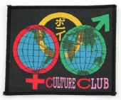 Culture Club - Woven Patch